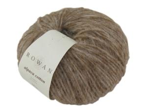 Alpaca Cotton 72% Alpaca 28% Cotton- 5mm Nadeln-16Mx23R