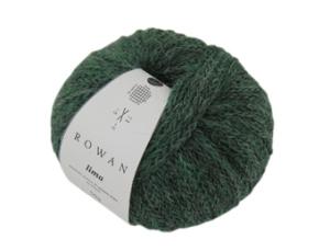"Rowan Lima 84% Baby Alpaca 8%Merino Wool 8% Nylon-5,5mm Nadeln-20Mx26R Gezwirnt wie einStricklieselkordel ""I-CORD"""