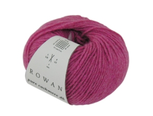 Pure Cashmere DK 100% Cashmere-4mm Nadeln- 22Mx30R