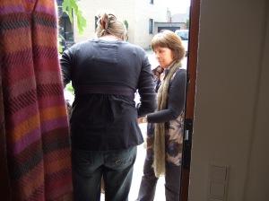 und natürlich...Rosemarie Kaufmann vormals Wolle & Design