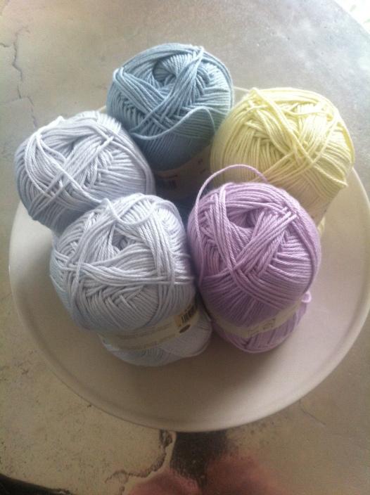Pastel Colourway