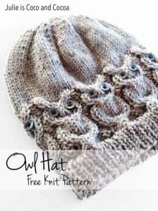 owl-hat-free-knit-pattern