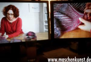 Patentmuster stricken, Videokurs mit Daniela Johannsenova auf Makerist
